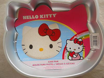Wilton - Hello Kitty Cake Pan 11