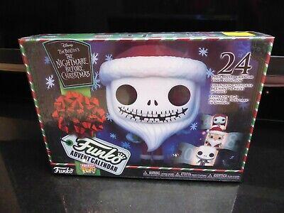 Funko Pocket POP The Nightmare Before Christmas 2020 Advent Calendar Sealed Box