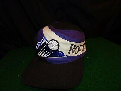 Colorado Rockies Hat (VINTAGE COLORADO ROCKIES SNAPBACK HAT. RARE MOUNTAIN)