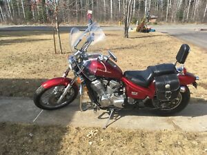 1994 Honda shadow