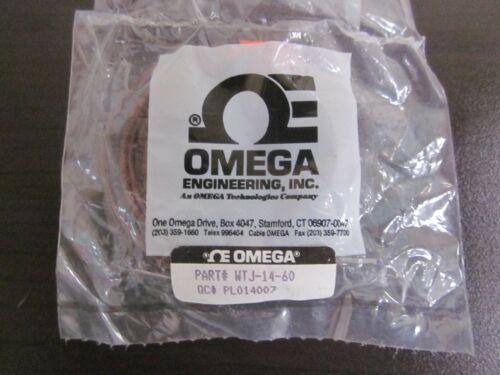 Omega Thermocouple WTJ-14-60 K Series Thermocoupler 480 degree C