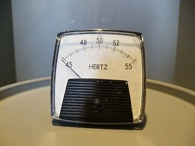 Onan Yew Frequency Meter Rtg 120v 254350agag9 302-0234