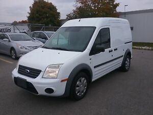 2012 Ford Transit Connect XLT w/Rear Door Glass FORD SYNC MINT C