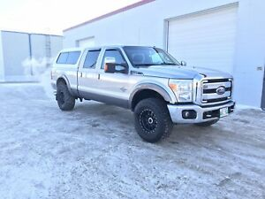 2013 ford f350 lariat ultimate - safetied