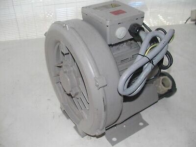 Siemens Vacuum Material Blower For Delivery Hopper Elmo-g 2bh1400-1ak23 230v