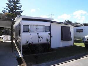 Onsite Caravan and Annex Birubi Beach Anna Bay Port Stephens Area Preview