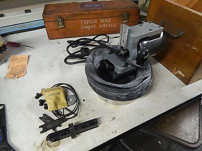 Moore Tools Dumore No. 6069 Slot Grinder 115V Wood Case And Accessories, usado segunda mano  Embacar hacia Argentina
