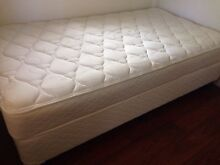 Sealy Discovery King Single Bed ensemble excellent condition Cairns North Cairns City Preview