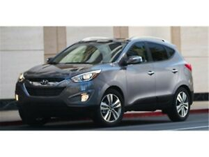 2014 Hyundai Tucson 4DR AWD AUTO GLS