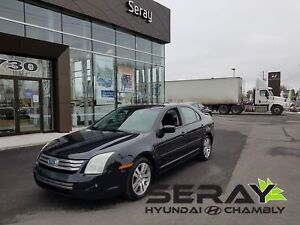 2007 Ford Fusion SE, mags, toit ouvrant, a/c,