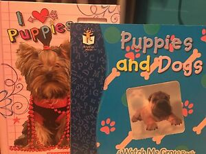 Kid Puppies Book
