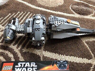 lego star wars 6208 B Wing Fighter