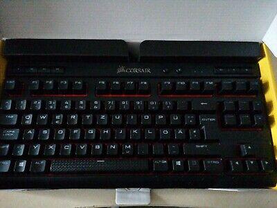Corsair K63 Mechanische Gaming Tastatur (CHERRY MX red), red LED