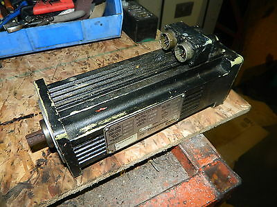 Parker / Compumotor Brushless Motor, Model 606, 3600 RPM, 230 VAC, Used WARRANTY