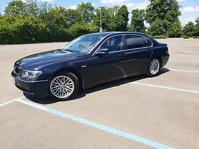 2005 BMW 730LI SE, Low miles, Ex Diplomat car in Mayfair, No Reserve!!!