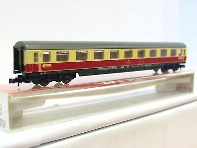 Fleischmann N 8183 Abteilwagen Awümz 1 Klasse DB OVP RB8624