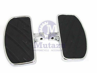 - Pair Passenger Floorboards Fits Suzuki C50 M50 VZ800 Marauder Foot Rest