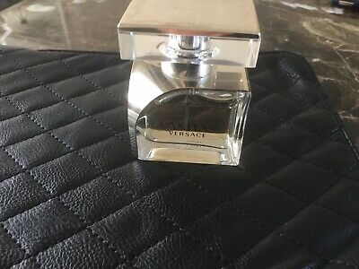 VERSACE VANITAS PERFUME/FRAGRANCE, EAU DE PARFUM 50ML NEARLY FULL