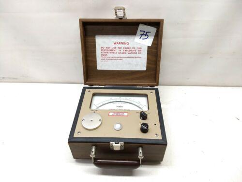 Alnor Thermo- Anemometer Velocity Meter
