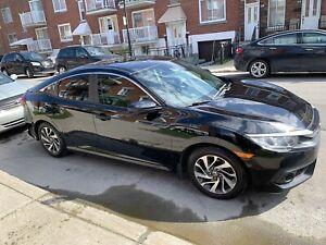 2016 Honda Civic EX Honda Sense