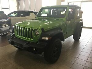 2018 Jeep All-New Wrangler Sport
