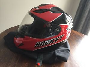 Joe Rocket Helmet FF334-1