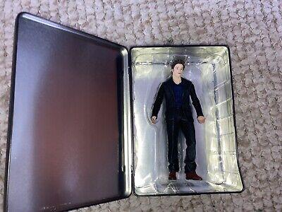 The Twilight Saga New Moon Collector's Tin with figure Came With Blu Ray
