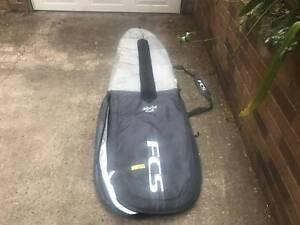 FCS 8 Foot Surf Board Bag - Yewww!