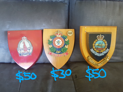 Police & military plaques Joyner Pine Rivers Area Preview