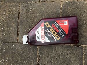 Red coolant concentrate Greensborough Banyule Area Preview