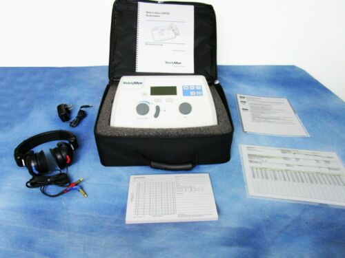 Welch Allyn AM282 Audiometer Hearing Tester - 60 Day Warranty