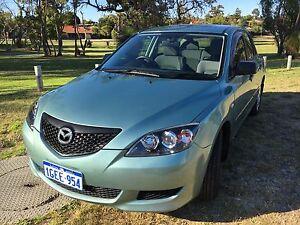 2004 Mazda 3 hatchback wagon 53,000kms manual Duncraig Joondalup Area Preview