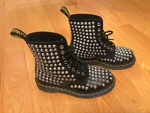 SPIKED Dr Martens (Size 5)