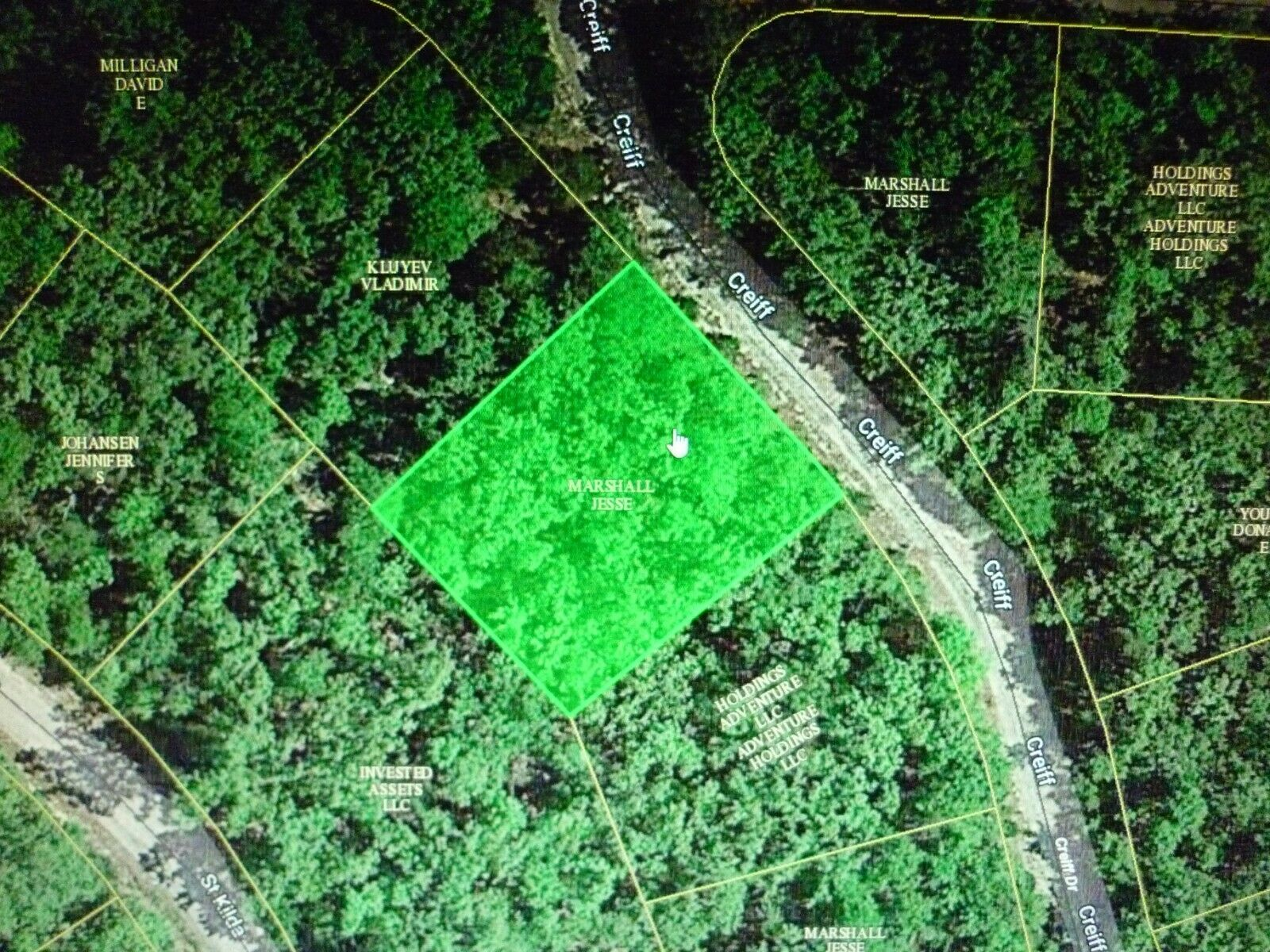 10209 Sq Ft .2344 Ac Briarcliff, AR 1/4 Mile To Norfork Lake POWER 300 FT AWAY - $27.00
