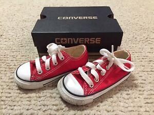 CONVERSE - Converse Shoes - INFANT Size 5