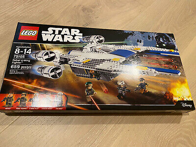 LEGO Star Wars Rebel U-Wing Fighter - 75155 - New in Box Rogue One FREE SHIPPING