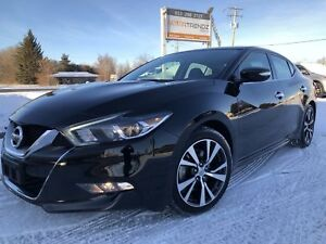 2017 Nissan Maxima SV NAV! Heated Steering, Heated Leather, B...
