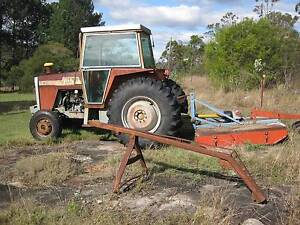 "MF 590 75HP Tractor & 6"" Slasher Nymboida Clarence Valley Preview"