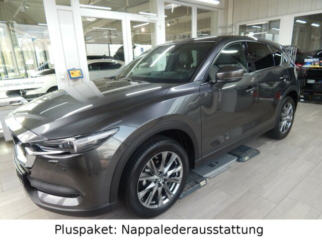 Mazda CX-5 2.2 SKYACTIV-D 184 Sports-Line Plus-Paket