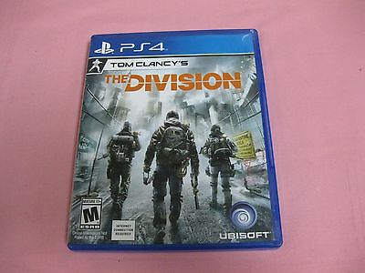Tom Clancy's The Division (Sony PlayStation 4, 2016) - Good!!!