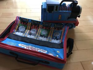 Thomas the Tank Engine carrying cases