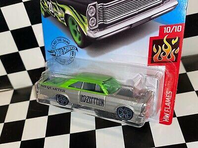 "Hot Wheels 1965 Ford Galaxie - ""LED ZEPPELIN"" custom"