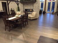 WANT HARDWOOD ($1.50) OR LAMINATE ($1.25) INSTALLED CHEAP?
