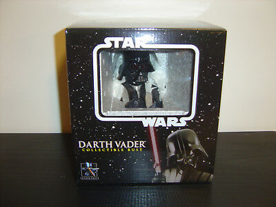 Gentle Giant Darth Vader Collectible Mini Bust