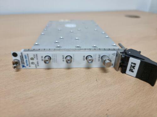 National Instruments NI PXIe-5601 RF Downconverter 10MHz ~ 6.6GHz