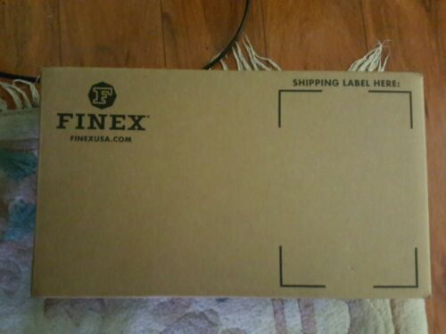 "Finex Cast Iron 10"" Eight Side Skillet Cooking Pan with Lid"