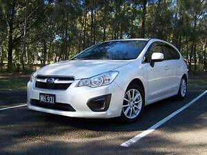 2014 SUBARU IMPREZA MY14 2.0i  AUTO 5 DOOR HATCH Liverpool Liverpool Area Preview
