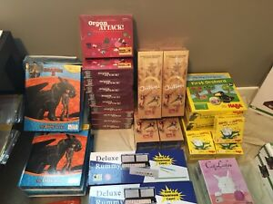 New Board Games, Classic Games and Raw Cannabis Accessories