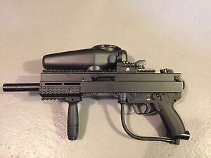 Tippmann A5 w/ body modifications