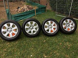 Audi Q7 tyre and rims Melrose Park Parramatta Area Preview